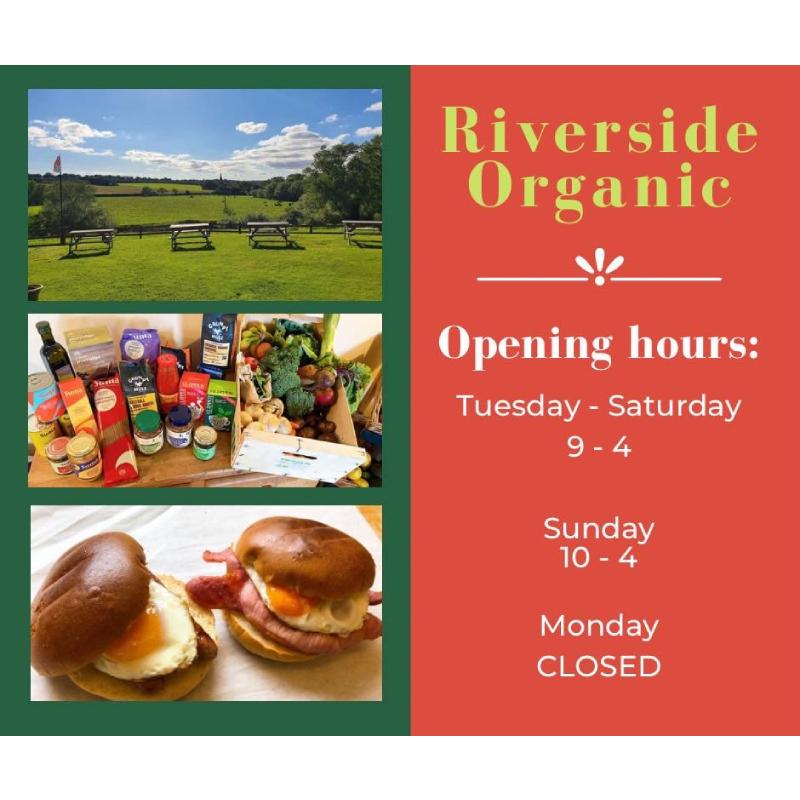 Riverside organics